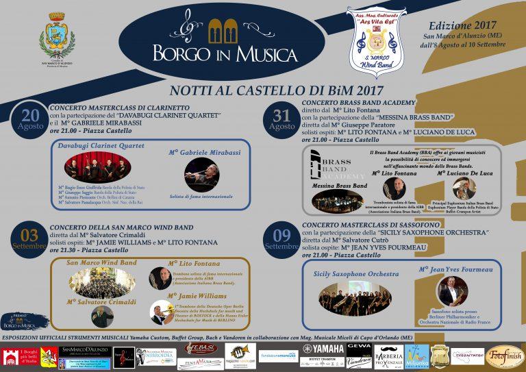 Notti al Castello di BiM2017