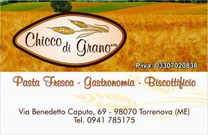 LOGO CHICCO DI GRANO-PASTIFICIO