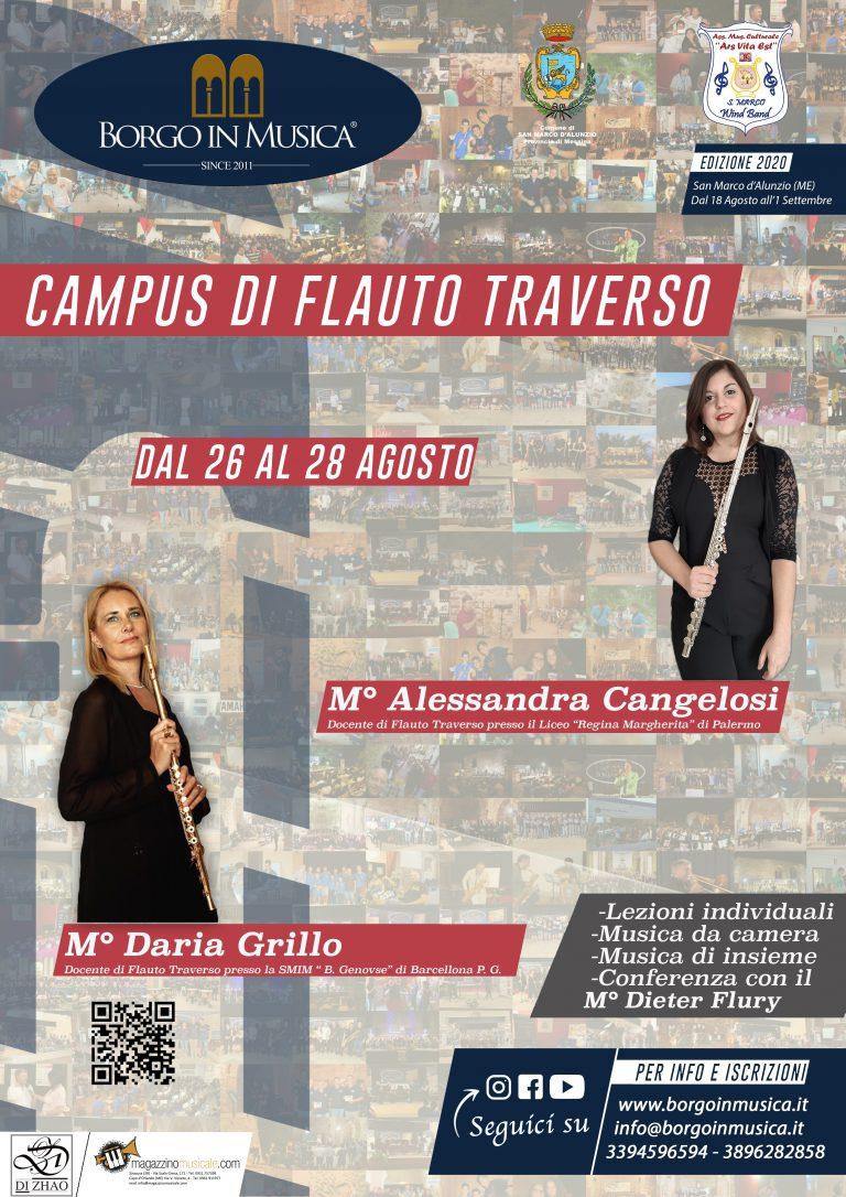campus flauto