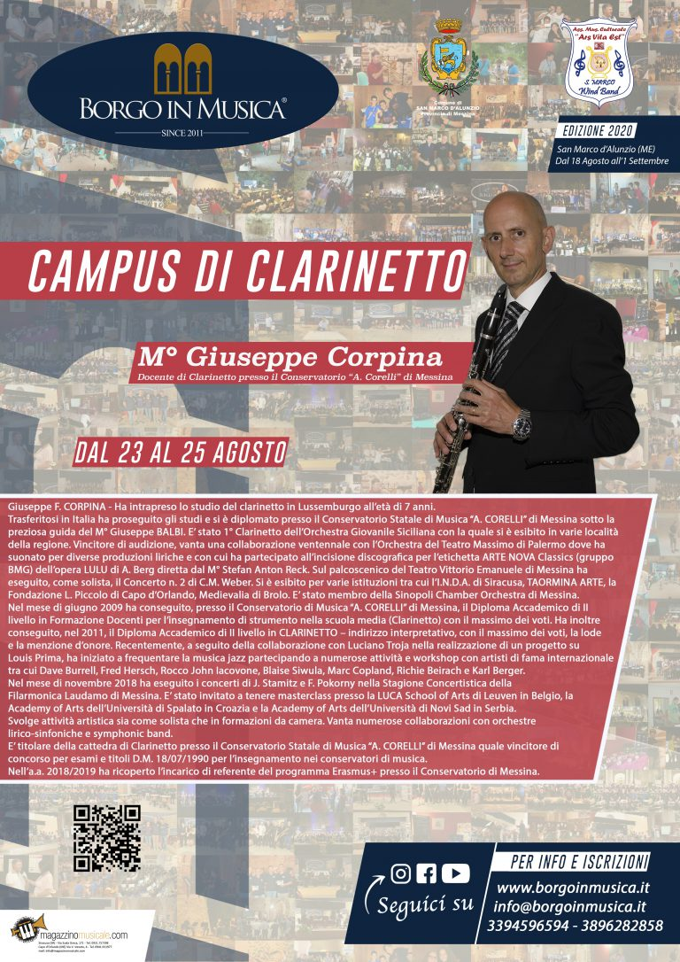 Campus Clarinetto