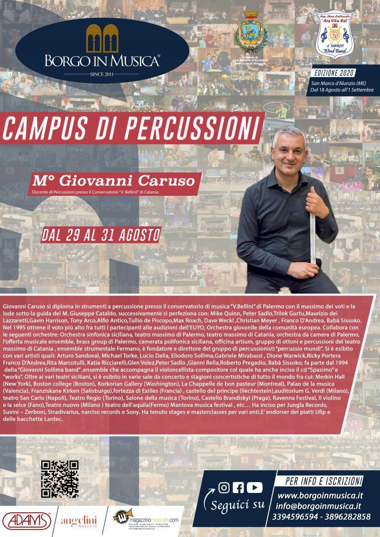Campus di percussioni
