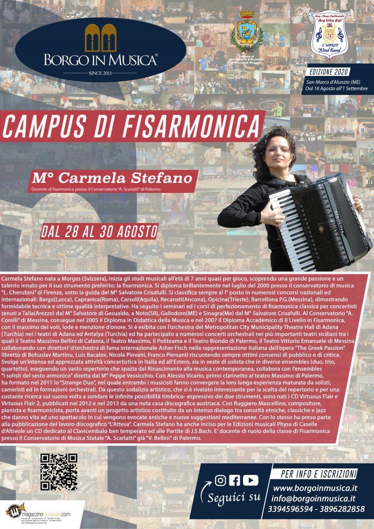 Campus fisarmonica