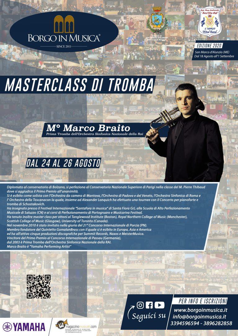 Masterclass Tromba